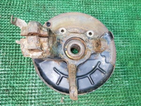 Кулак поворотный Skoda Roomster 5J7 BNV 2006 передний левый (б/у)