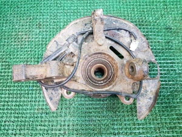 Кулак поворотный Lifan Solano 620 LF481Q3 2008 передний правый (б/у)