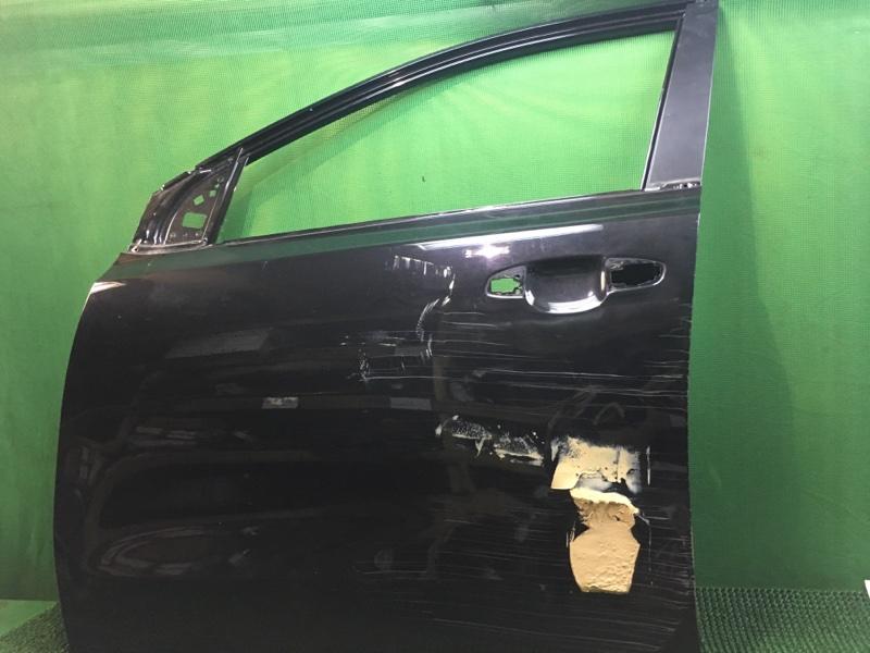 Дверь Kia Sportage QL G4FJ 2015 передняя левая (б/у)