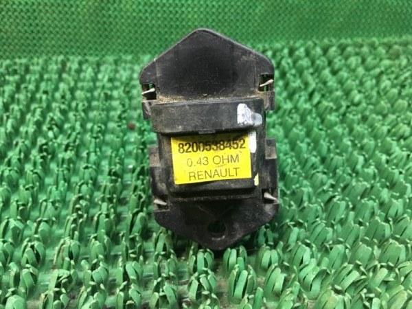 Резистор Renault Duster HSA/M_ K9K 884 2010 (б/у)