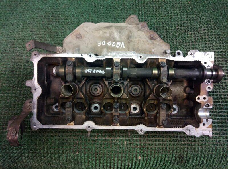Головка блока цилиндров Nissan Maxima A33 VQ20DE 1999 правая (б/у)