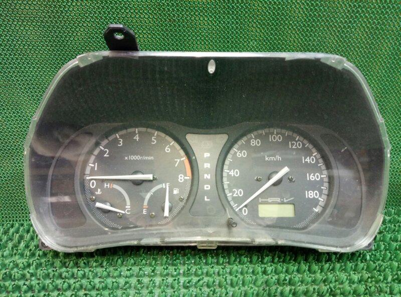 Щиток приборов Honda Hr-V GH3 D16A 2001 (б/у)