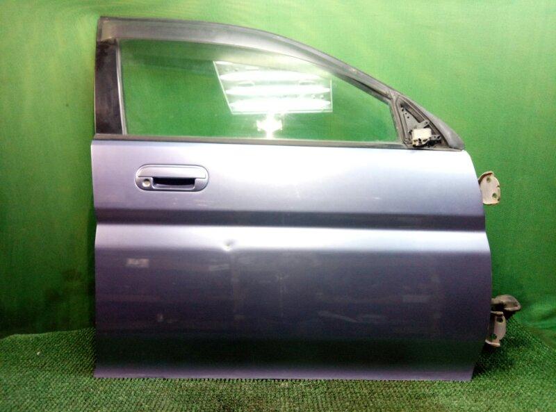 Дверь Honda Hr-V GH3 D16A 2001 передняя правая (б/у)