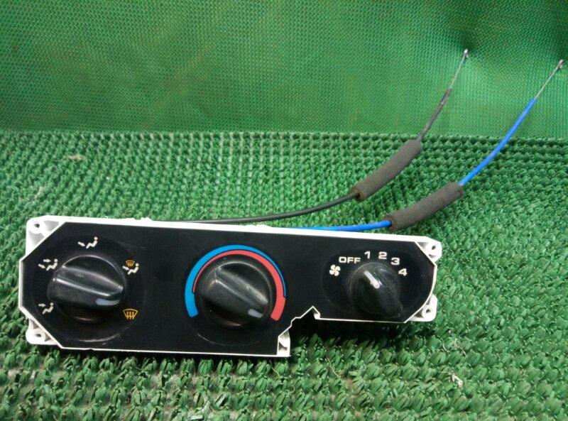 Блок управления печкой Honda Hr-V GH3 D16A 2001 (б/у)