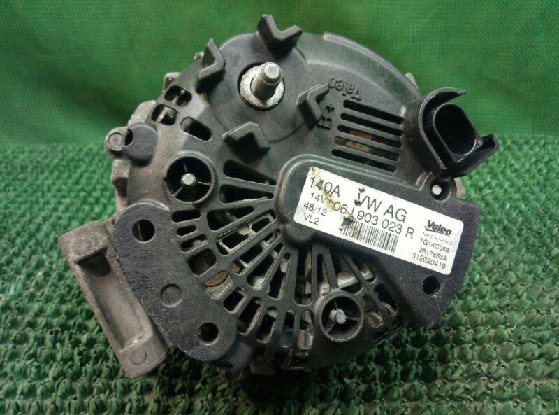 Генератор Audi Q3 Quattro 8UB CCZC 2011 (б/у)