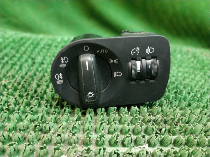 Блок управления светом Audi Q3 Quattro 8UB CCZC 2011 (б/у)