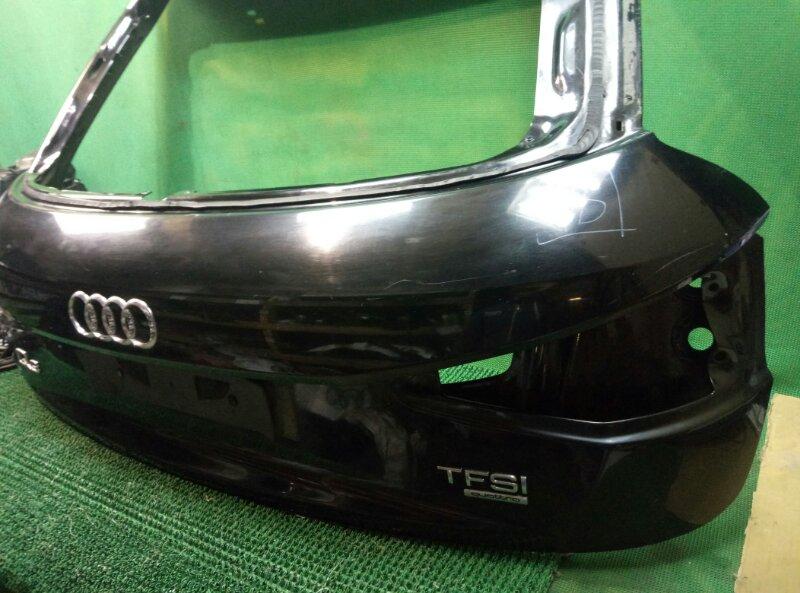 Крышка дверь багажника Audi Q3 Quattro 8UB CCZC 2011 задняя (б/у)