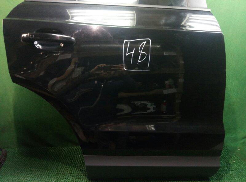 Дверь Audi Q3 Quattro 8UB CCZC 2011 задняя правая (б/у)