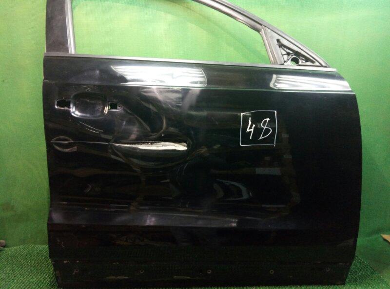 Дверь Audi Q3 Quattro 8UB CCZC 2011 передняя правая (б/у)
