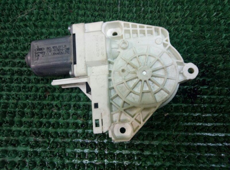 Мотор стеклоподъемника Audi Q3 Quattro 8UB CCZC 2011 задний левый (б/у)