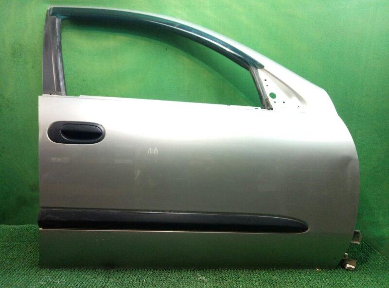 Дверь Nissan Almera N16 N16 QG15DE 2000 передняя правая (б/у)
