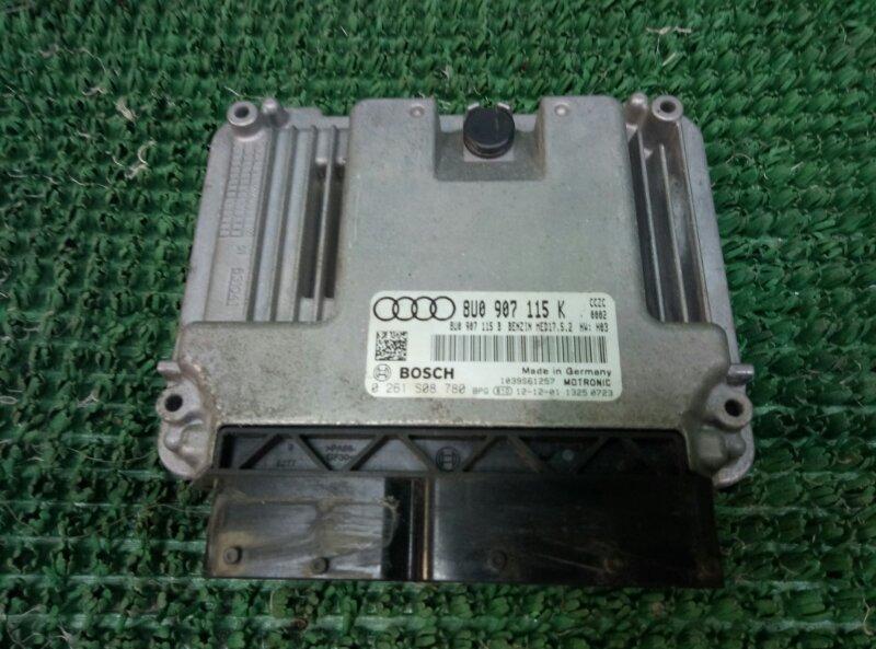 Блок управления двигателя Audi Q3 Quattro 8UB CCZC 2011 (б/у)