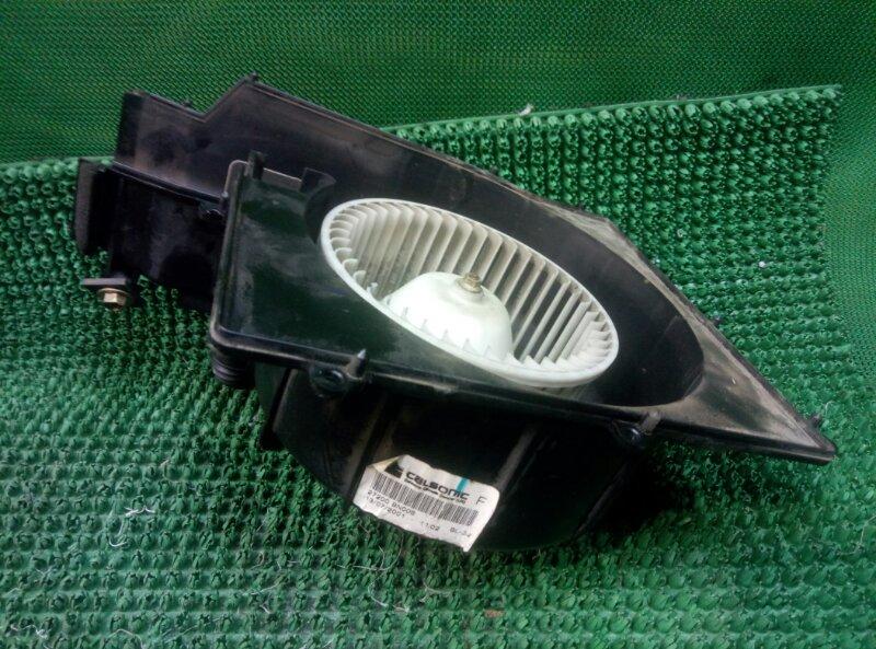 Моторчик печки Nissan Almera N16 N16 QG15DE 2000 (б/у)
