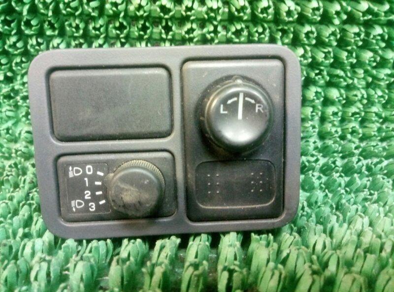 Блок регулировки зеркал Nissan Almera N16 N16 QG15DE 2000 (б/у)