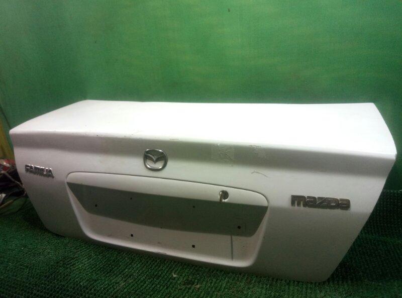 Крышка багажника Mazda Mazda 323/astina/familia BJ3P задняя (б/у)