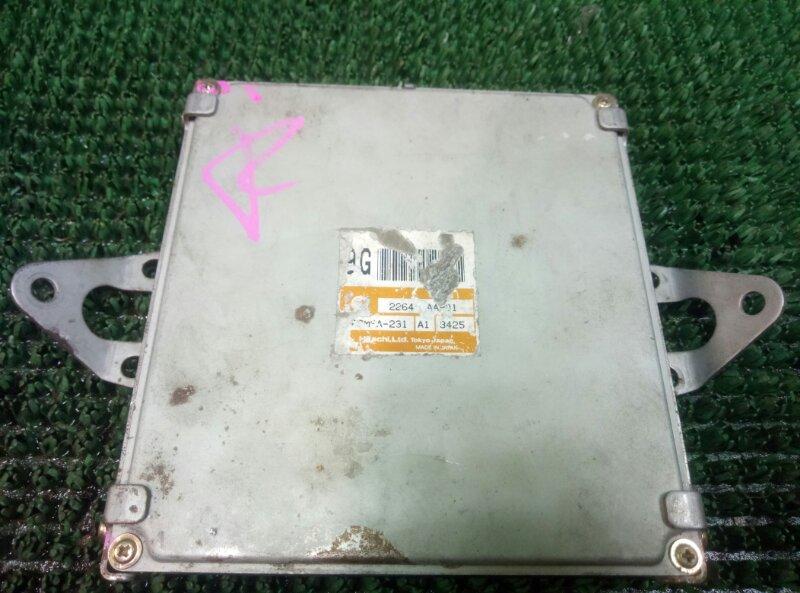 Блок управления двигателя Subaru Forester SG5 EJ202 (б/у)