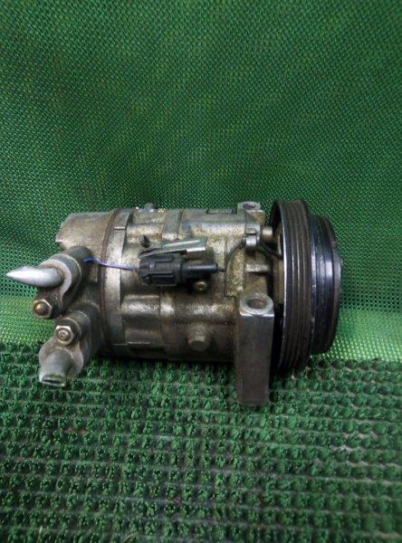 Компрессор кондиционера Nissan Stagea HV35 VQ25DE (б/у)