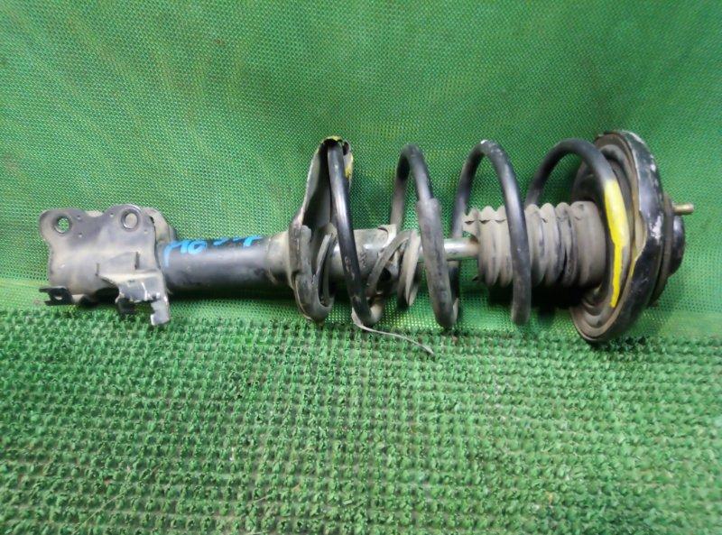 Стойка амортизатора Nissan Presage HU30 KA24DE передняя правая (б/у)