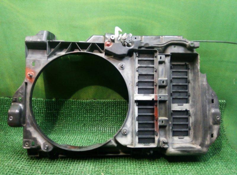 Диффузор Peugeot 407 6D_ (б/у)