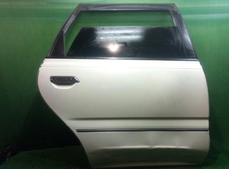 Дверь Nissan Presage U30 задняя правая (б/у)