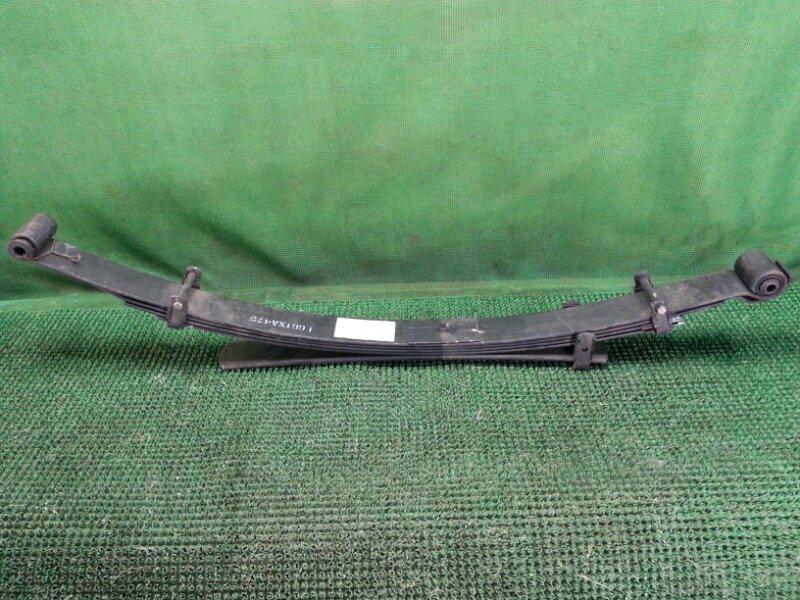 Рессора Mitsubishi L200 K22T 4D56 задняя