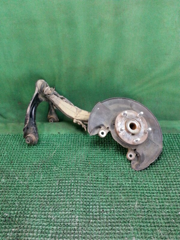 Кулак поворотный Honda Accord CL7 CL8 CL9 CM2 CM3 CM1 J30A4 передний левый (б/у)