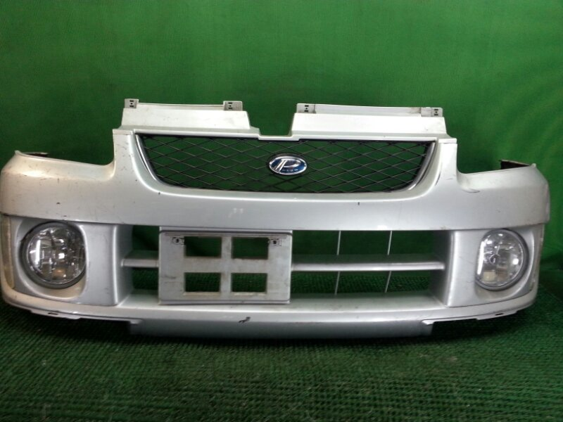 Бампер Subaru Pleo RA1 передний (б/у)