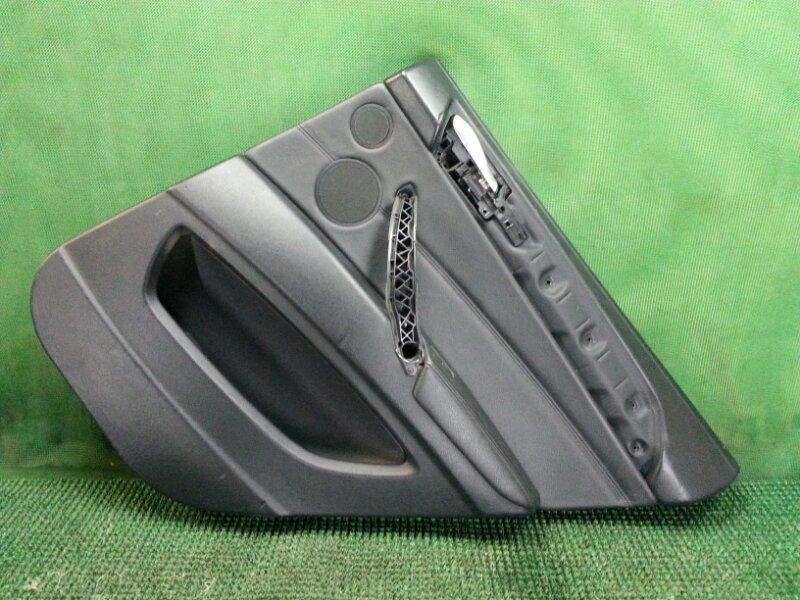Обшивка двери Bmw X6 E71 задняя правая (б/у)