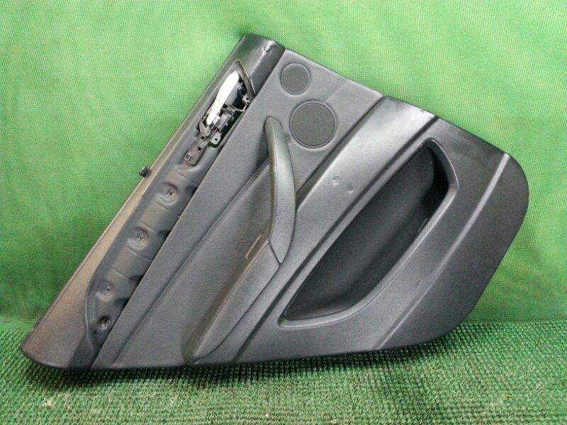 Обшивка двери Bmw X6 E71 задняя левая (б/у)