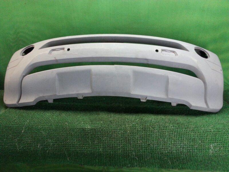 Бампер Bmw X5 E53 передний