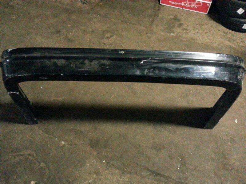 Юбка губа заднего бампера Toyota Crown JZS171 задняя нижняя (б/у)