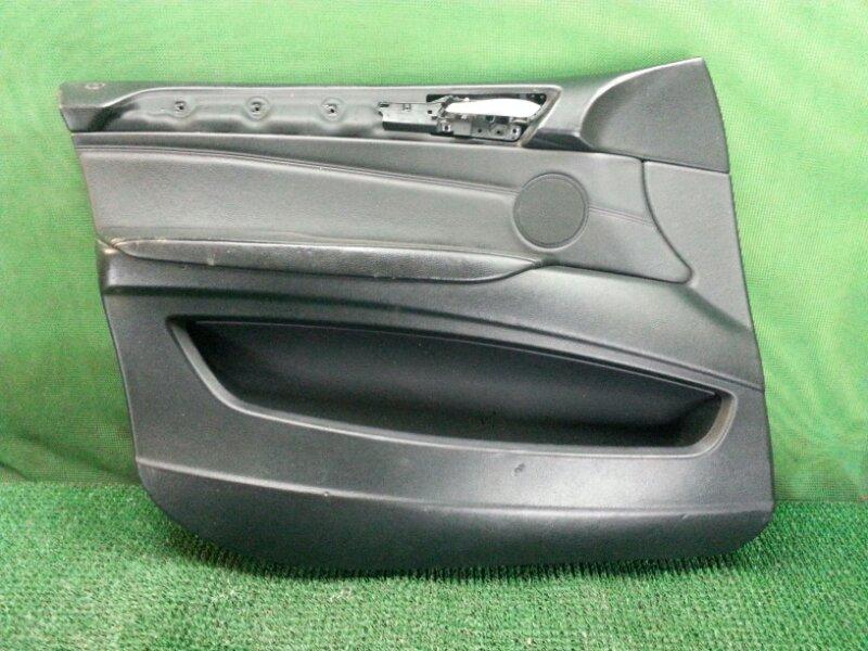 Обшивка двери Bmw X6 E71 передняя левая (б/у)