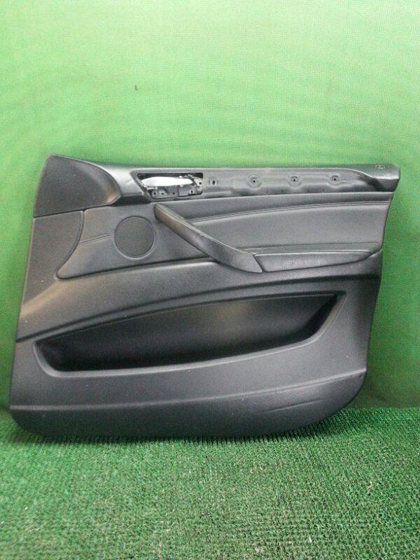 Обшивка двери Bmw X6 E71 передняя правая (б/у)