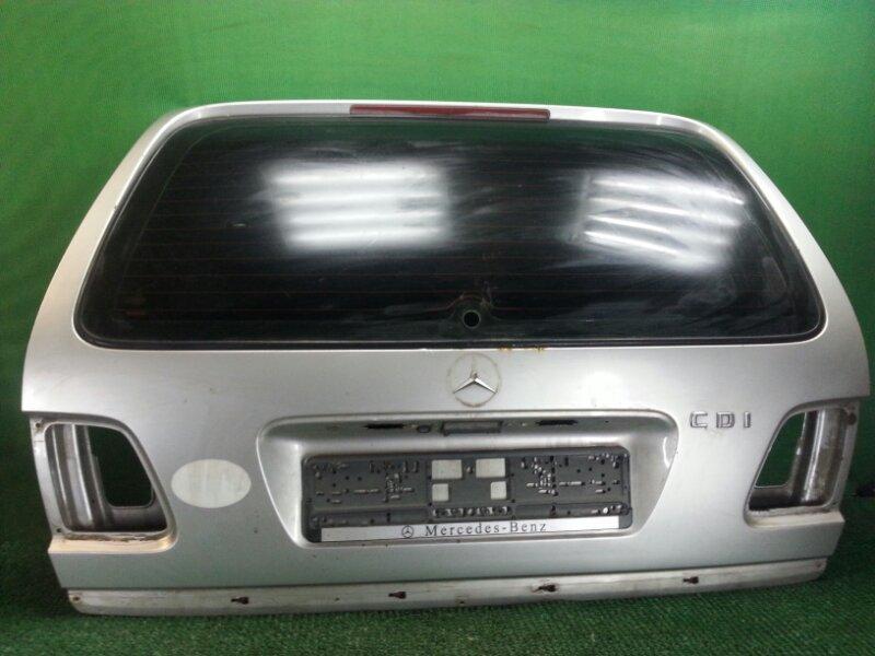 Крышка багажника Mercedes-Benz E-Classe W210 задняя (б/у)