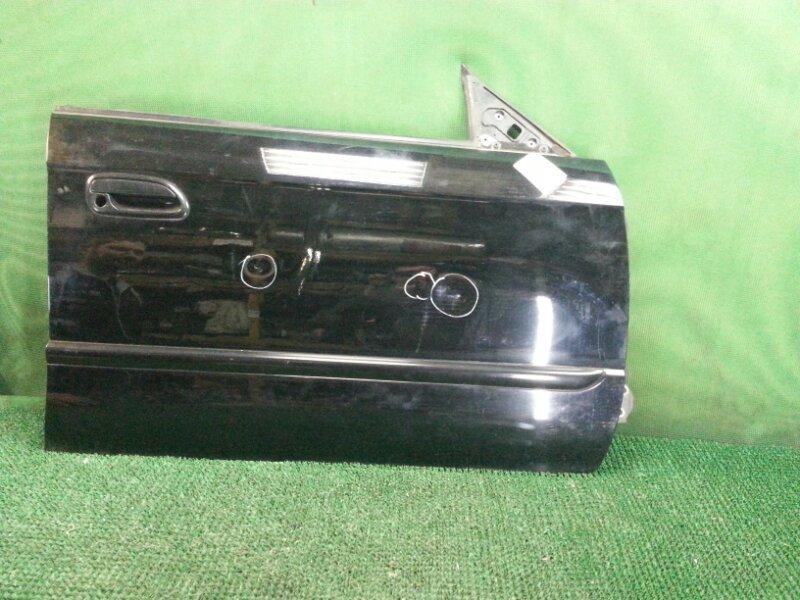 Дверь Subaru Legacy B4 BL5 передняя правая (б/у)