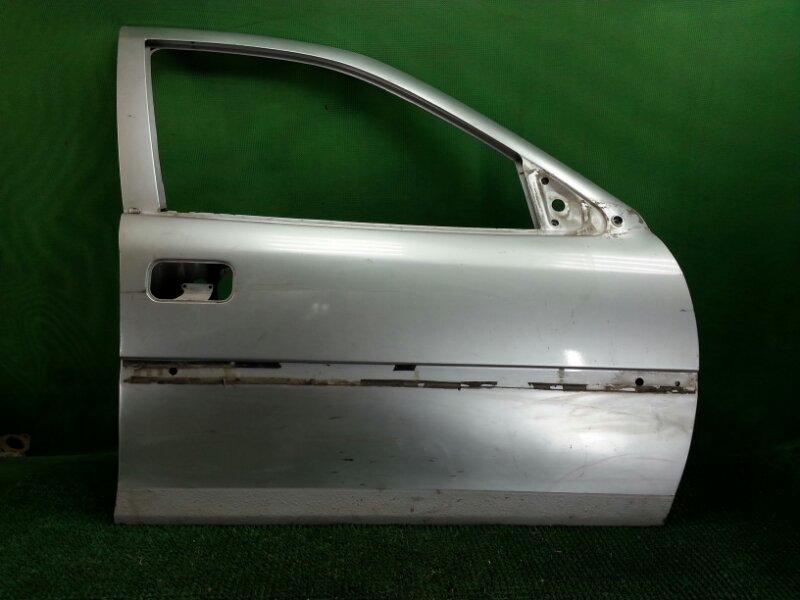 Дверь Opel Vectra B передняя правая (б/у)