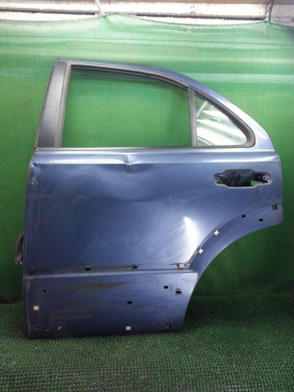 Дверь Kia Sorento BL 2003 задняя левая (б/у)