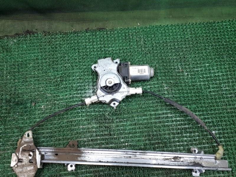 Стеклоподъемник Nissan Almera N16 N16 QG15DE 2000 передний левый (б/у)
