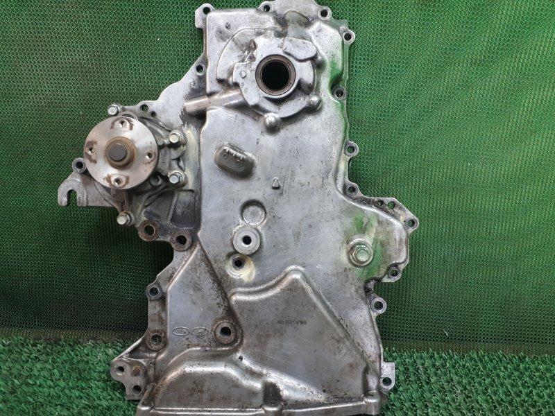 Лобовина двигателя Hyundai Elantra HD G4FC (б/у)