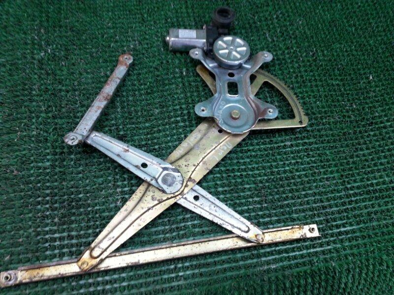 Стеклоподъемник Lifan Solano 620 LF481Q3 2008 передний левый (б/у)