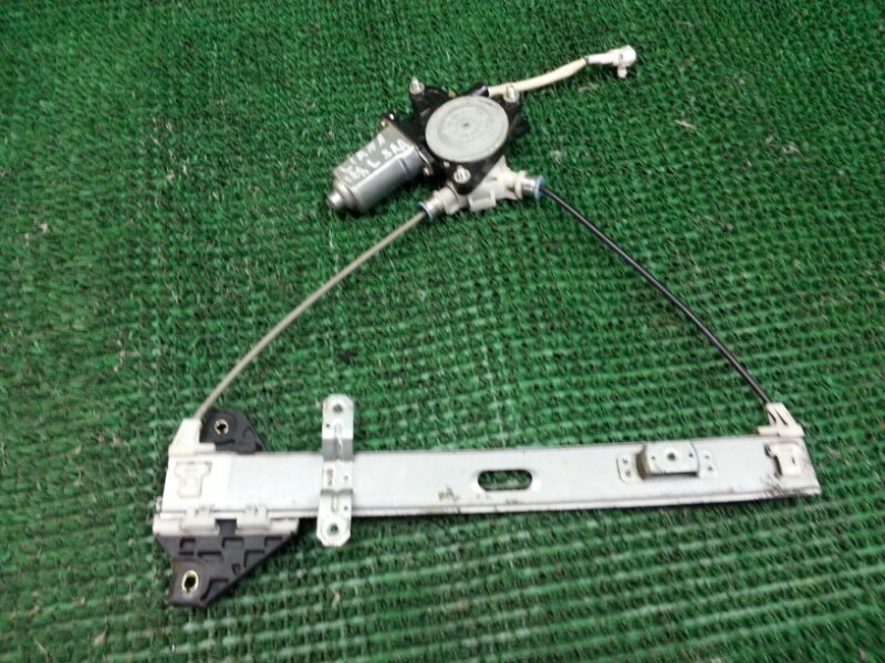 Стеклоподъемник Suzuki Liana ER M16A 2001 задний левый (б/у)