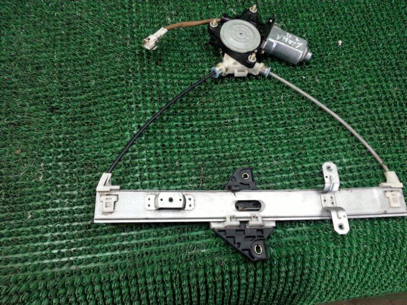 Стеклоподъемник Suzuki Liana ER M16A 2001 задний правый (б/у)