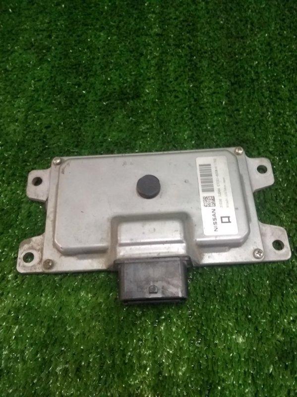 Блок управления вариатором Nissan X-Trail T31 MR20DE (б/у)