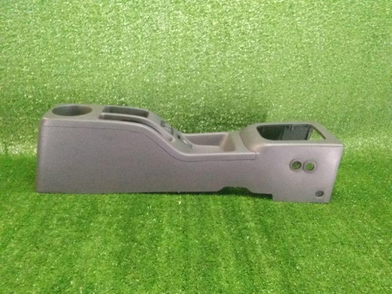 Подлокотник центральная консоль Suzuki Liana ER M16A 2001 (б/у)