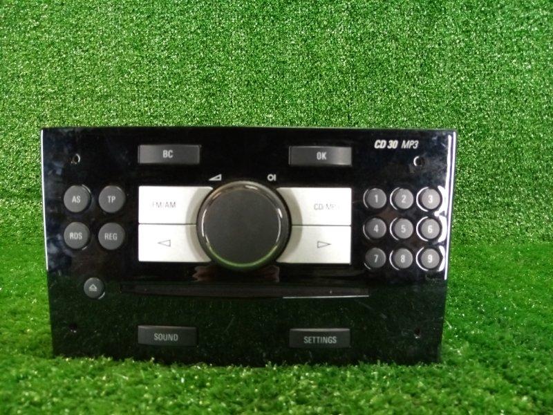 Магнитола Opel Astra H L48 A17DTJ 2004 (б/у)