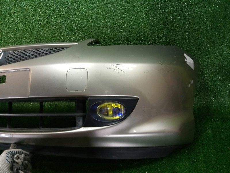 Бампер передний Honda Fit GD1 L12A передний (б/у)