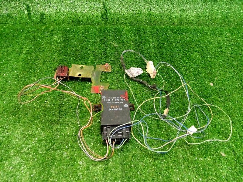 Блок управления климатом Bmw 5-Series E34 M30 1988 (б/у)