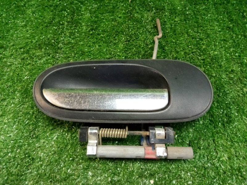 Ручка двери внешняя Nissan Almera N16 N16 QG15DE 2000 передняя правая (б/у)