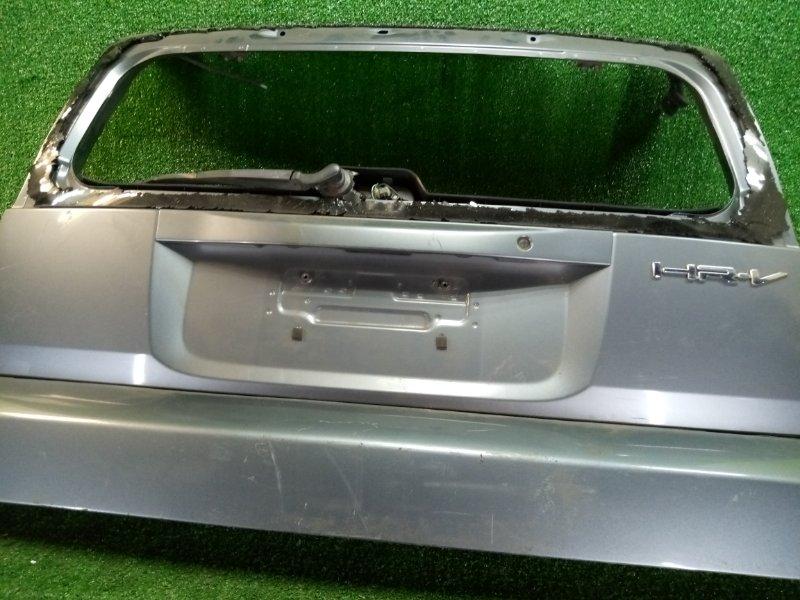 Крышка дверь багажника Honda Hr-V GH1 задняя (б/у)