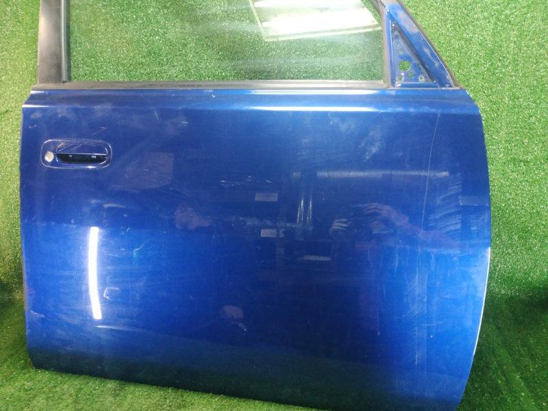 Дверь Toyota Bb NCP30 передняя правая (б/у)